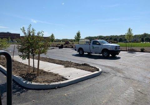 Crosspoint Parking Lot Expansion